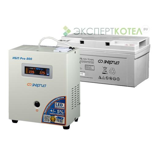 Внешний вид Энергия ИБП Pro 800